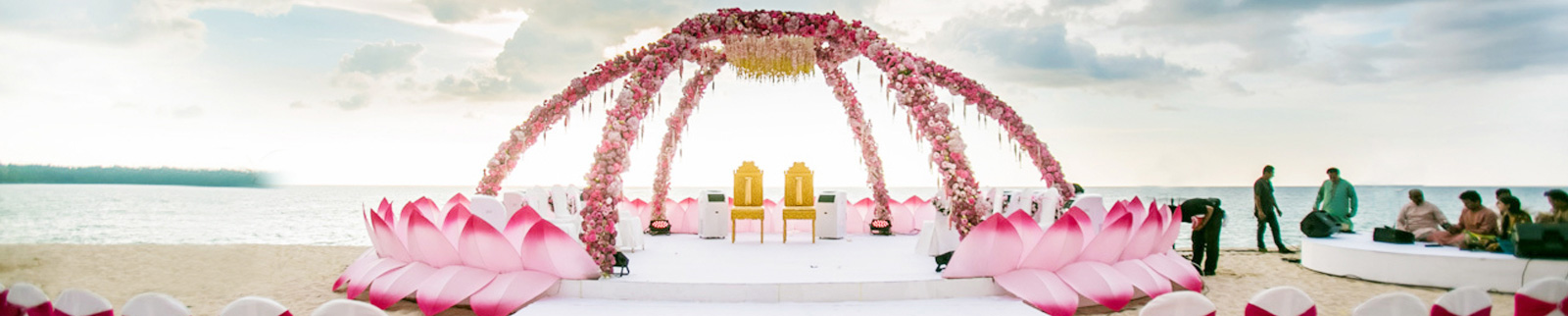 Mauritius Destination Weddings / Destination Weddings Packages Mauritius