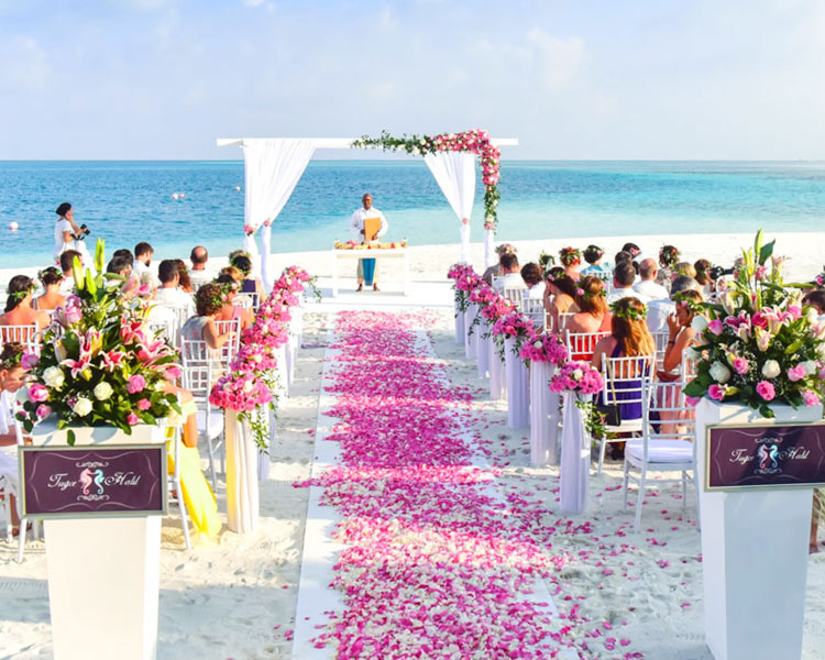 Destination Wedding in Mauritius