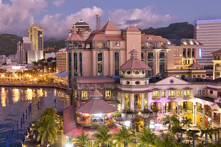Bagatelle Mall in Mauritius