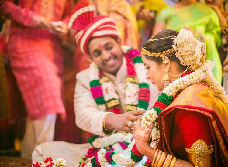 Indian Destination Wedding in Mauritius